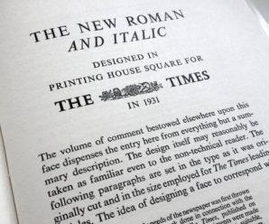 tipografías para texto