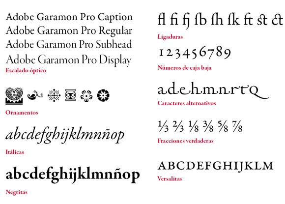 6 consejos para elegir tipografías para texto 4